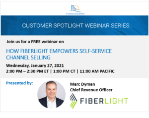 How FiberLight Empowers Self-Service Channel Selling
