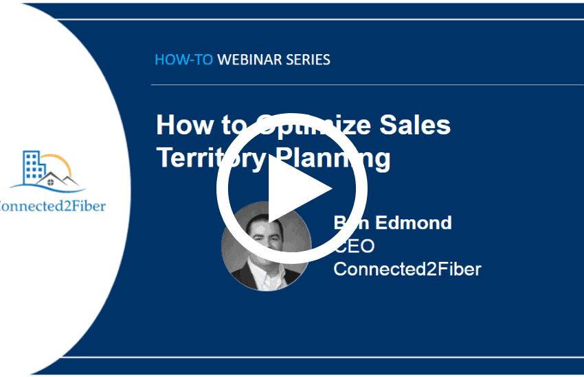 how to sales territory planning